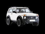 Lada 4x4 Bronto в кредит