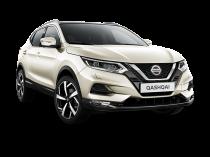 Nissan Qashqai Новый в кредит