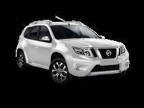 Nissan Terrano в кредит