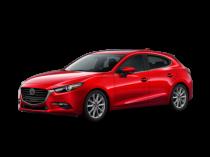 Mazda 3 хэтчбек в кредит