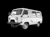 UAZ «Буханка» 3741 Фургон в кредит