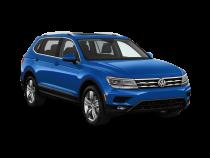 Volkswagen Tiguan Новый в кредит